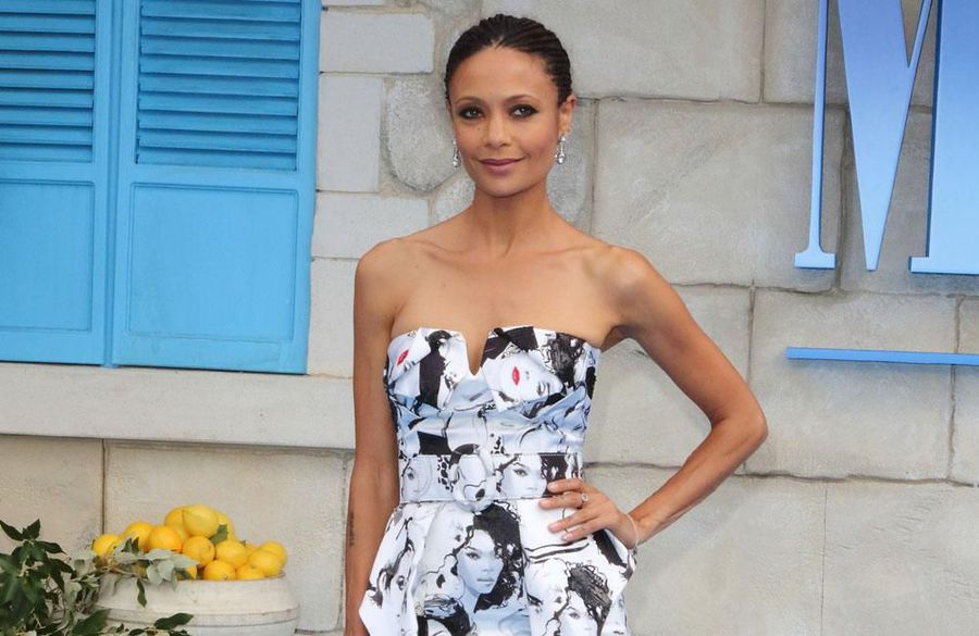 Thandie Newton was groomed by a director when she was 16