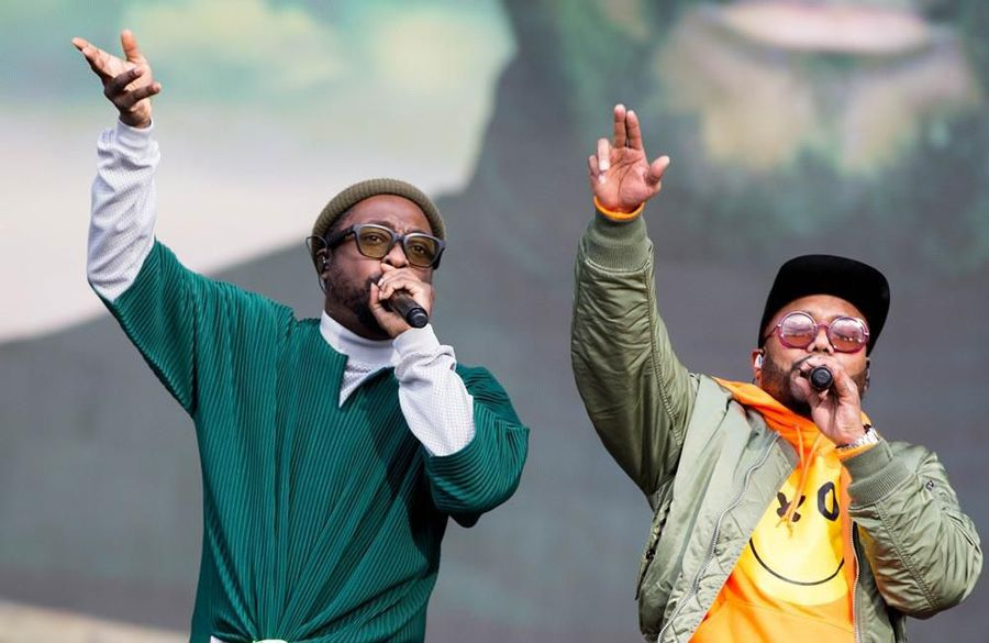 Will.i.am slams Kanye's 'dangerous' bid for president