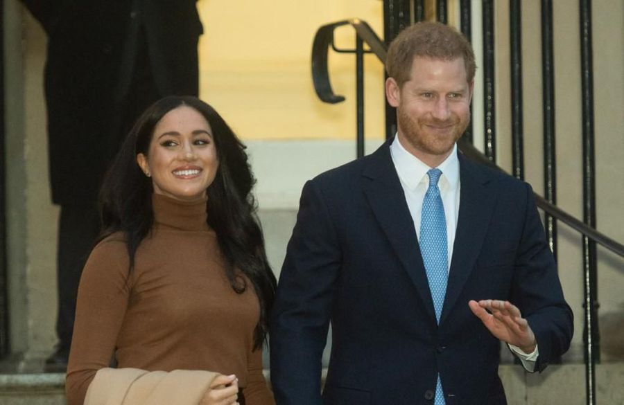 Prince Harry and Meghan Markle's wedding chaos