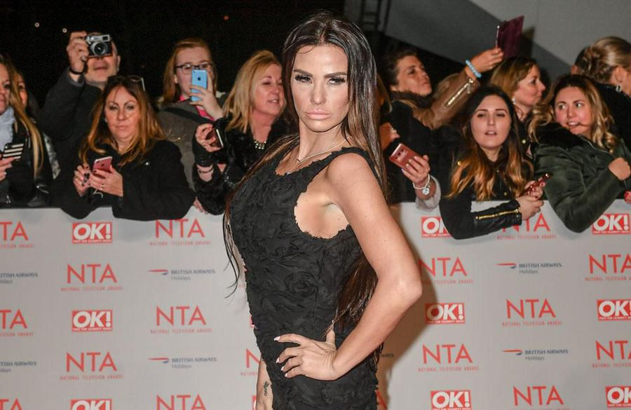 Katie Price mocks home invaders as she shows off damage in YouTube video