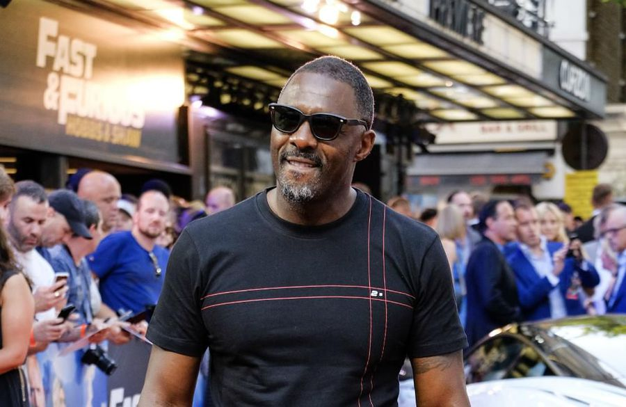Idris Elba to produce series and features for Apple TV+