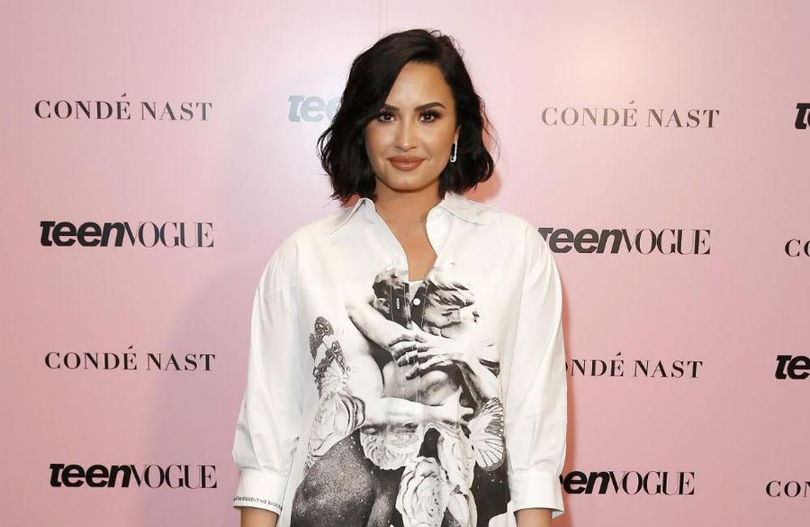 Demi Lovato pays a heartfelt tribute to Naya Rivera and praises her 'ground-breaking' Glee character