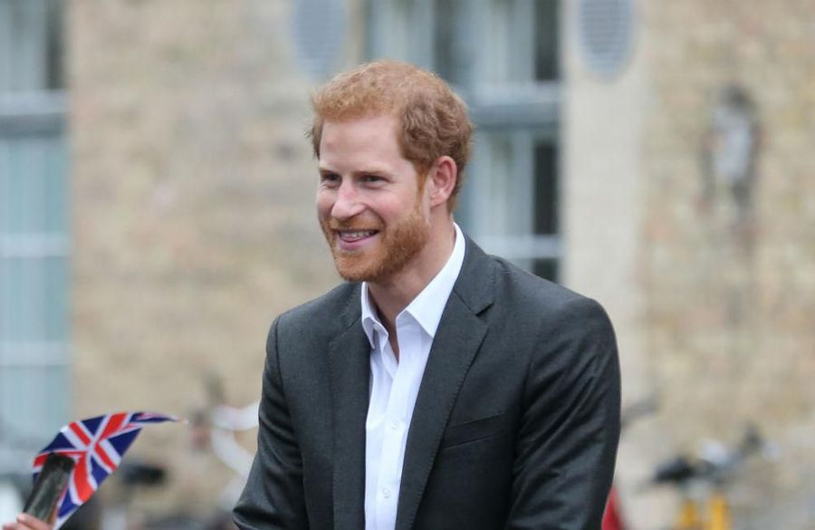 Prince Harry makes first public appearance since claims from Finding Freedom were published