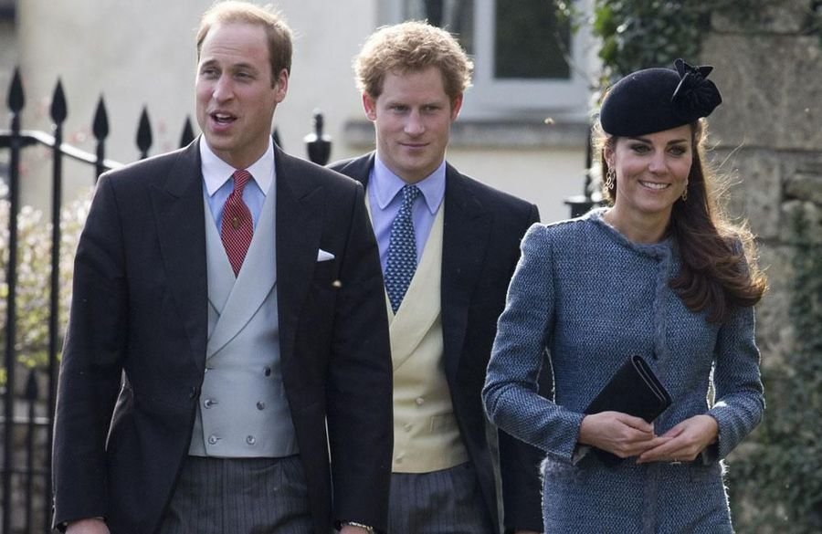 Prince Harry 'felt like a spare wheel' with Prince William and Duchess Catherine