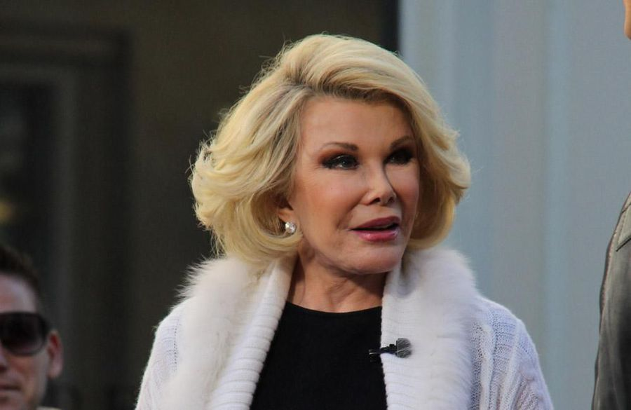 New Joan Rivers comedy albums will be released in 2021
