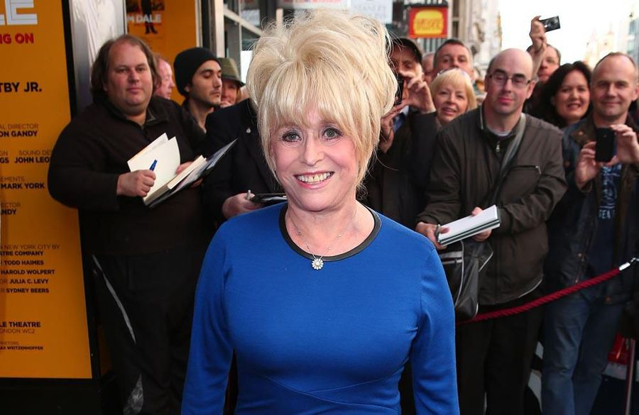 'It's something I never wanted': Dame Barbara Windsor moved into care home amid dementia battle