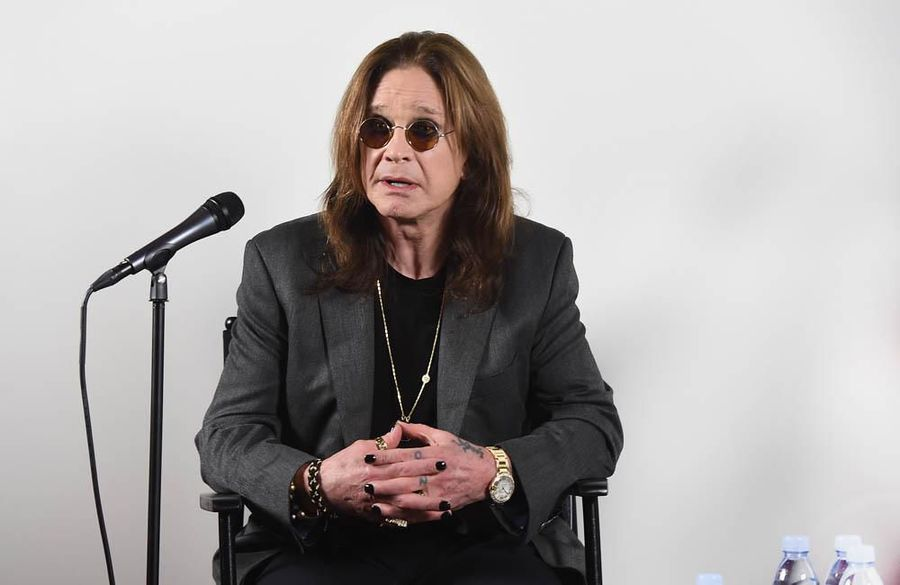 Ozzy Osbourne was 'convinced' that he was dying during nightmare health year