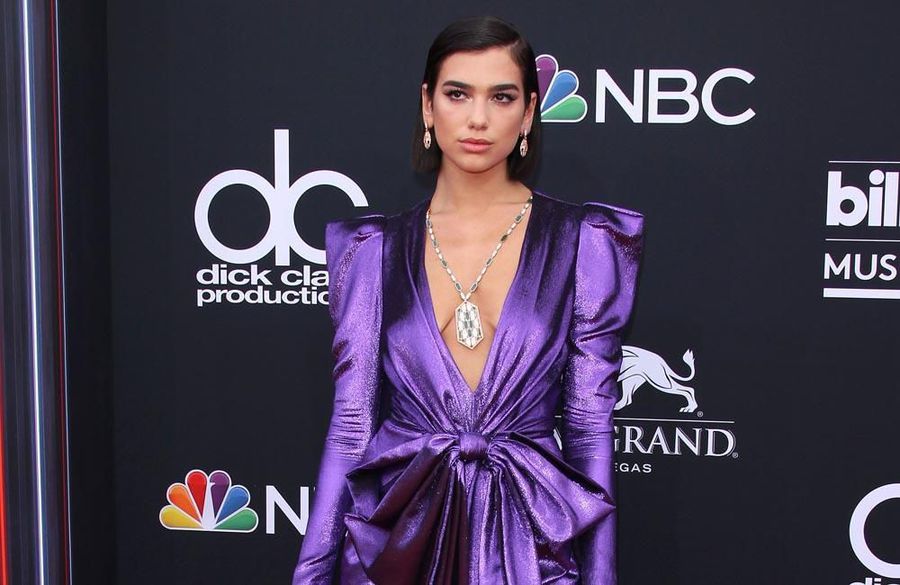 Dua Lipa calls for equality in music