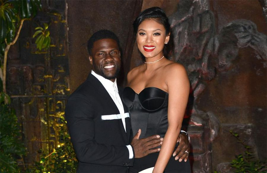 Kevin Hart thankful for wife