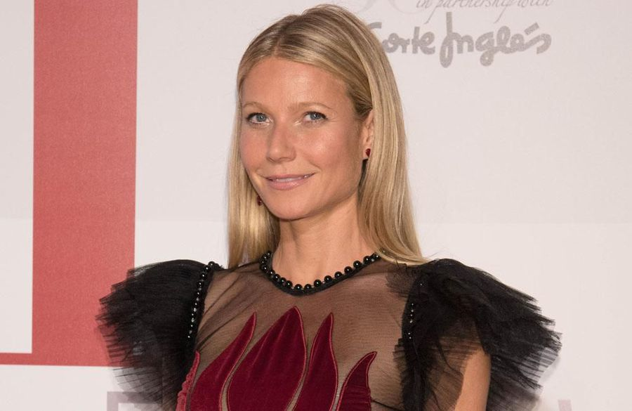 Gwyneth Paltrow suffering hormonal mood swings