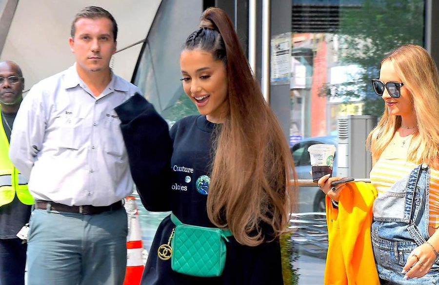 Ariana Grande let exes hear Thank U, Next before it was released