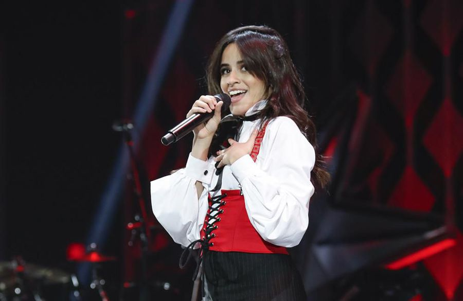 Camila Cabello denies she's playing Maria in West Side Story