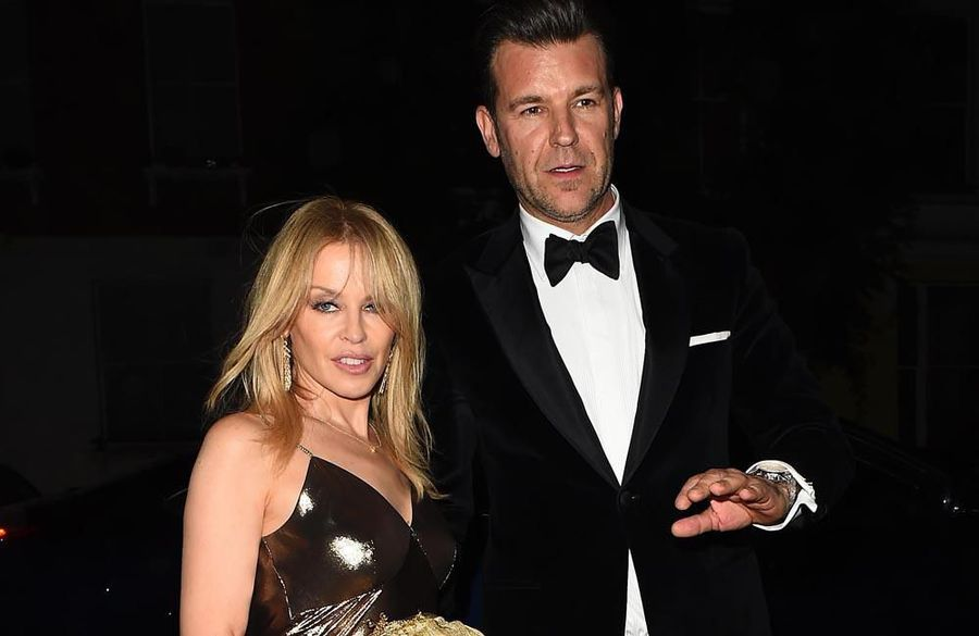 Kylie Minogue 'surprised' she found love again