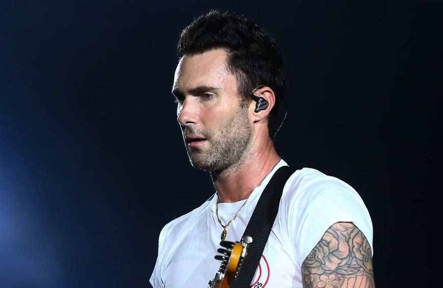 Adam Levine addresses Super Bowl rumours