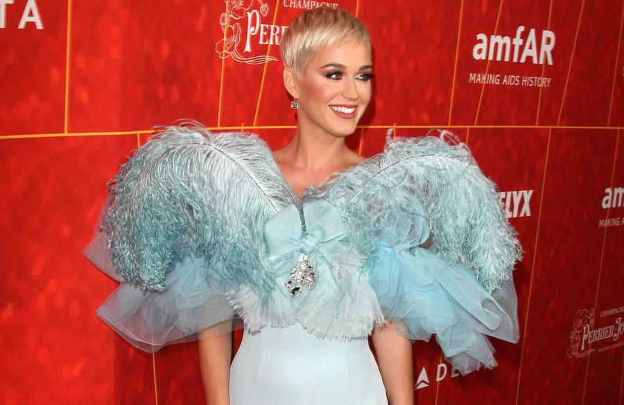 Katy Perry tops Forbes list of highest paid women in music for 2018