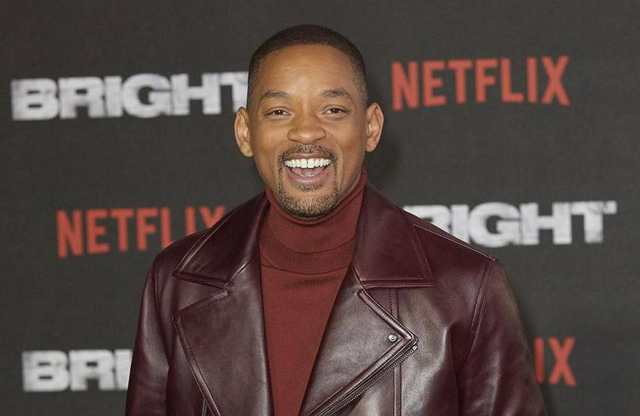 Will Smith says Willow 'really tested' him
