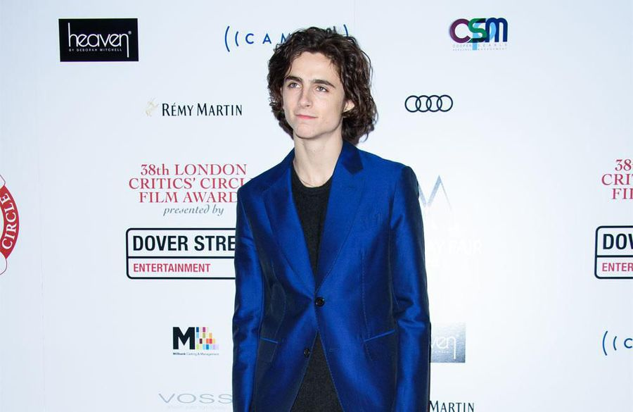 Timothee Chalamet signs up for French Dispatch