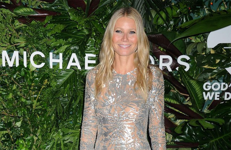 Gwyneth Paltrow spent honeymoon with Chris Martin