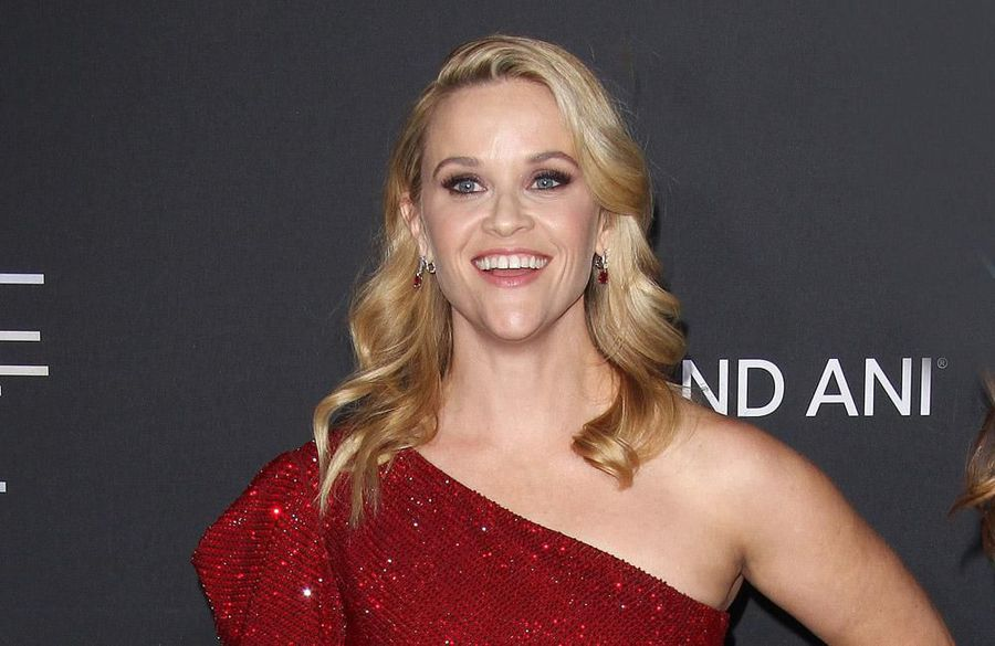 Reese Witherspoon is 'passionate' about successful women