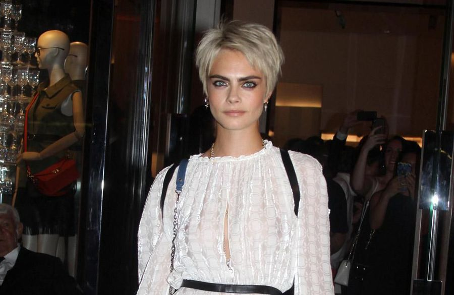 What made Cara Delevingne finally feel beautiful?