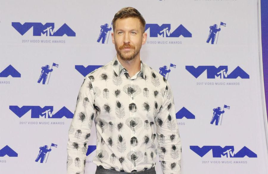 Calvin Harris is not afraid to give feedback