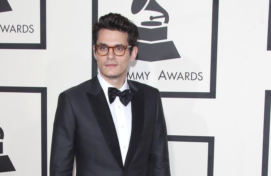 John Mayer: I never apply thought to fashion