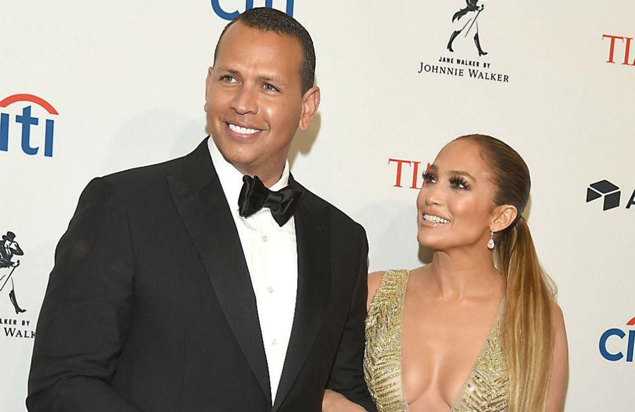 Jennifer Lopez and Alex Rodriguez appreciate 'coming from nothing'
