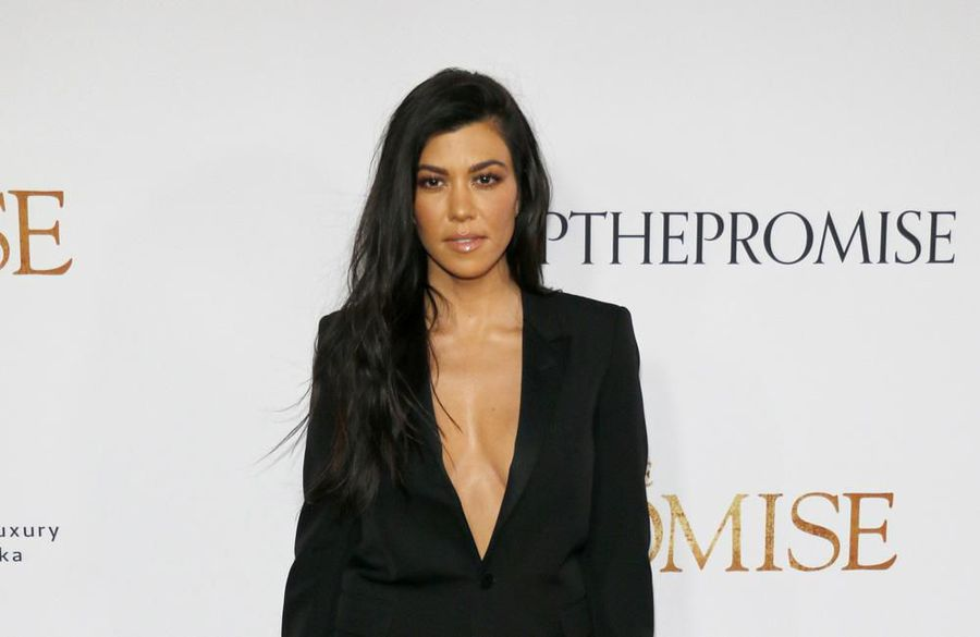 Kourtney Kardashian reveals feud with Kylie Jenner
