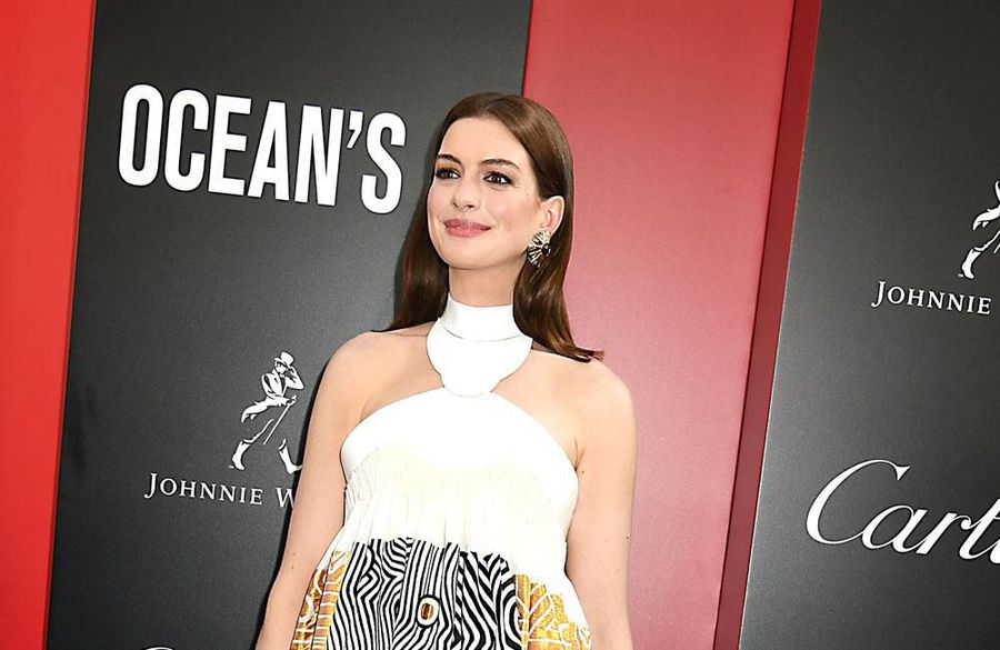 Anne Hathaway's son has crush on Matthew McConaughey's wife