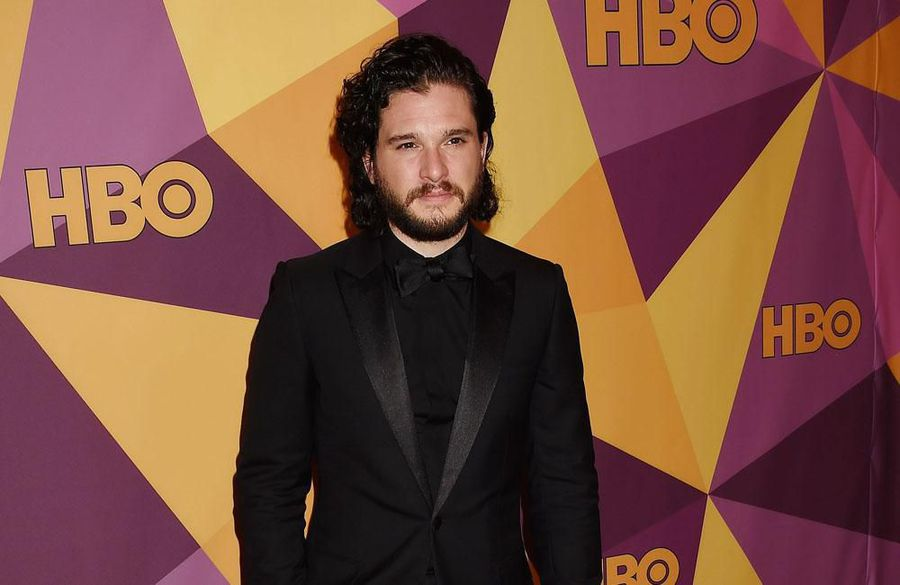 Kit Harington thinks married life is 'great'