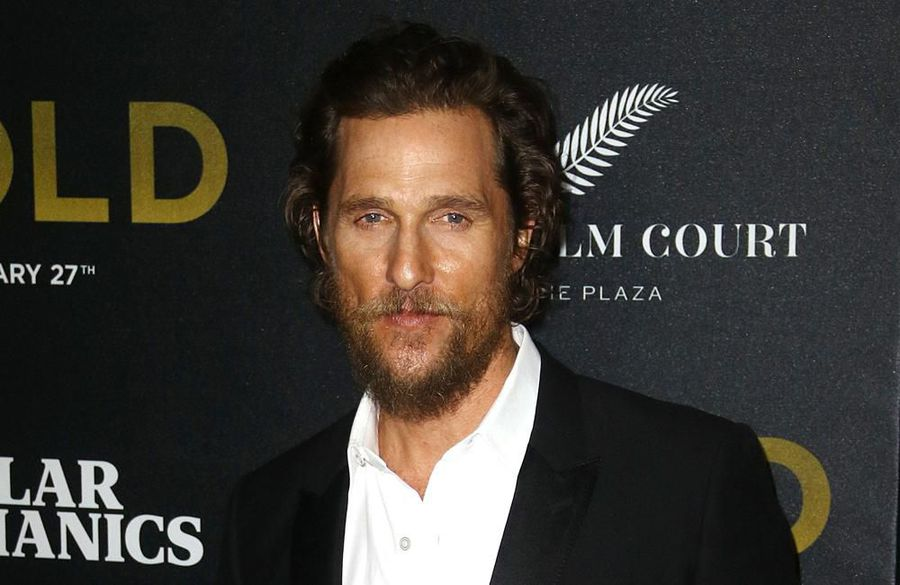 Matthew McConaughey still hasn't lost all the weight he gained