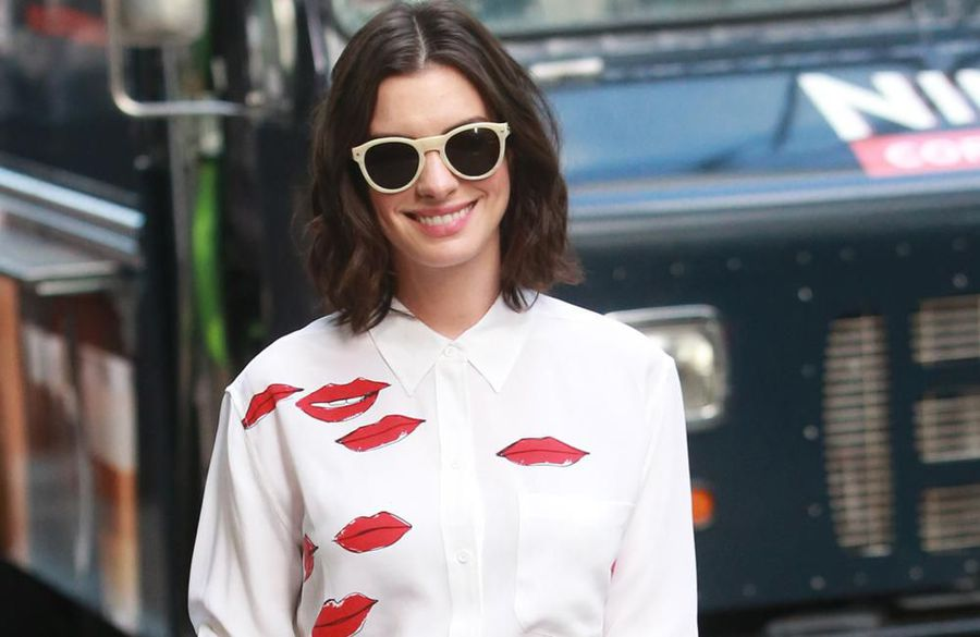 Anne Hathaway: I don't let myself feel guilty