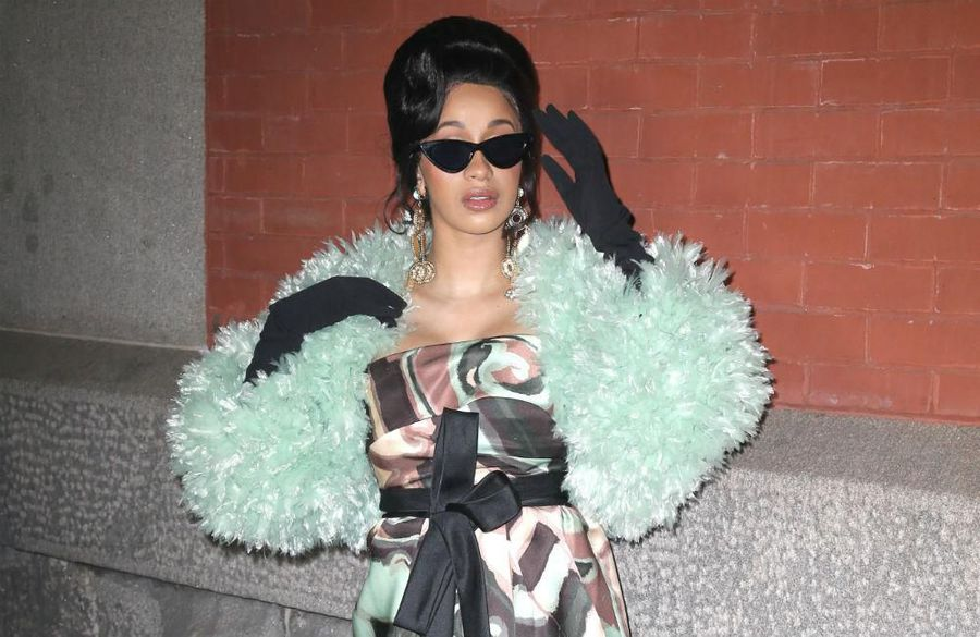 Cardi B defends Grammy win