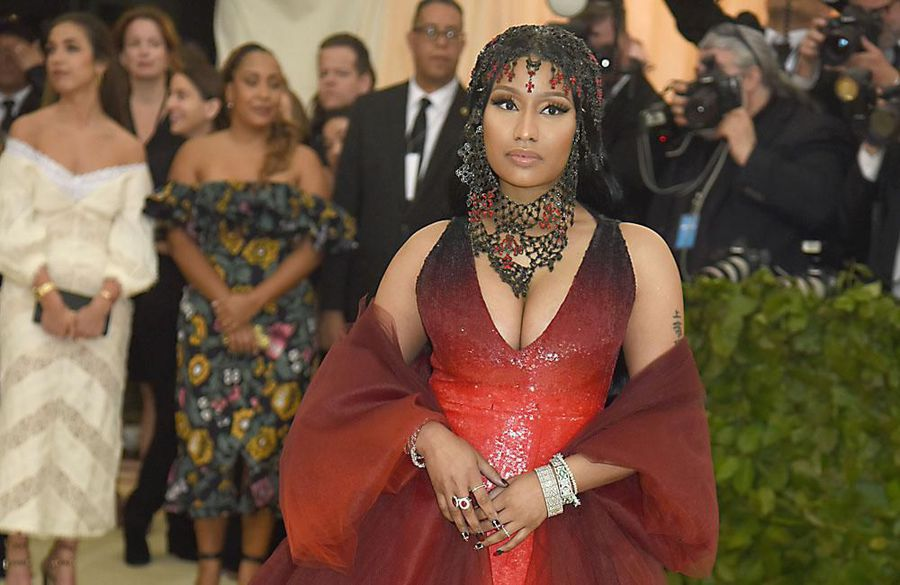 Nicki Minaj: I was bullied into silence