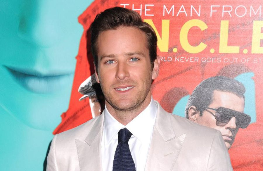 Armie Hammer to star as Batman?