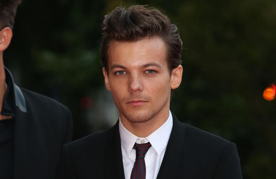 Stars reach out to Louis Tomlinson