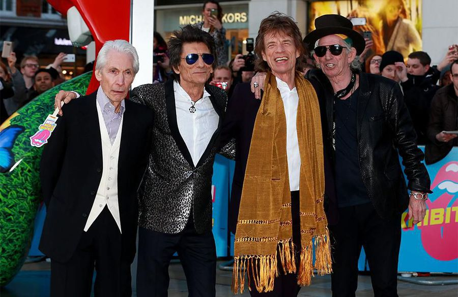 Rolling Stones to release greatest hits album