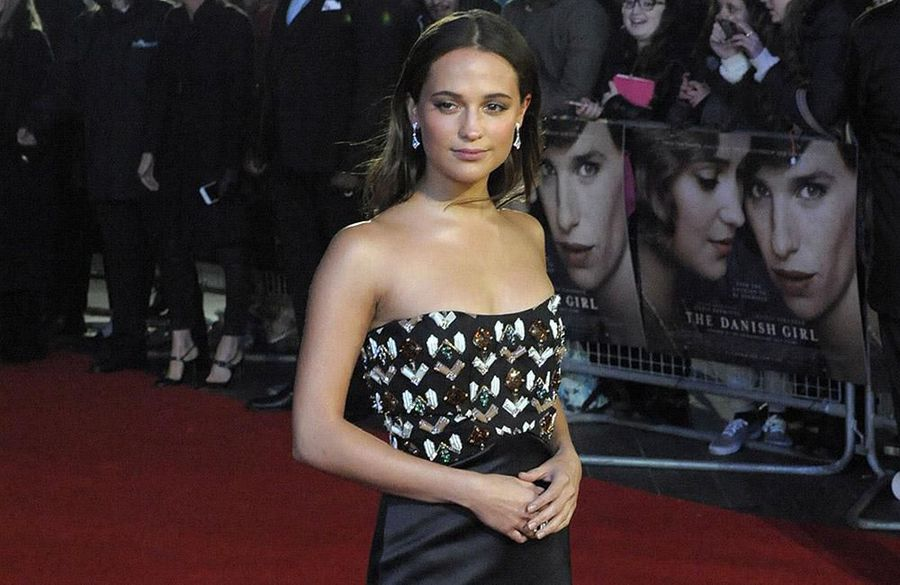 Alicia Vikander loved high street and second-hand shopping