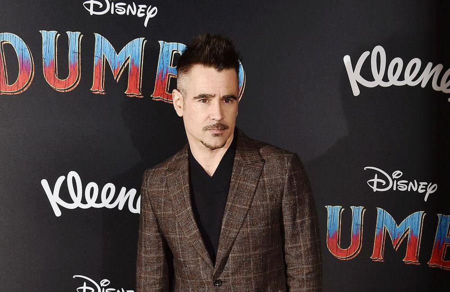 Colin Farrell: My Kids aren't impressed