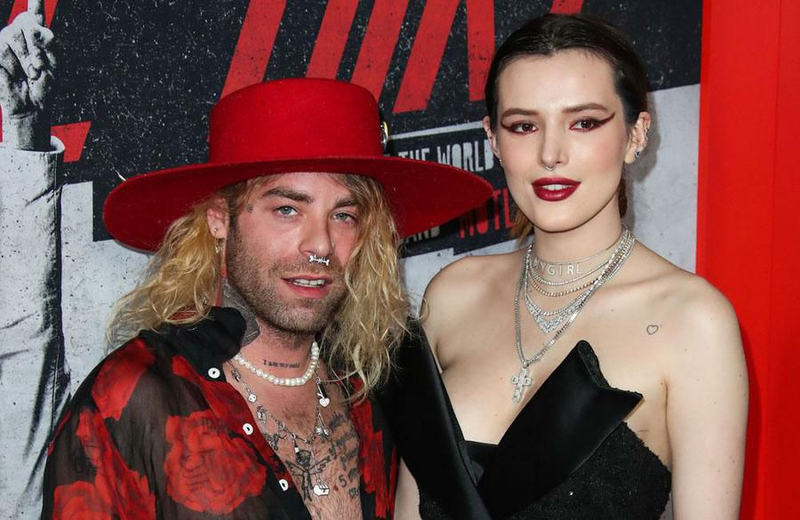 Mod Sun hoping to get back with Bella Thorne days after split