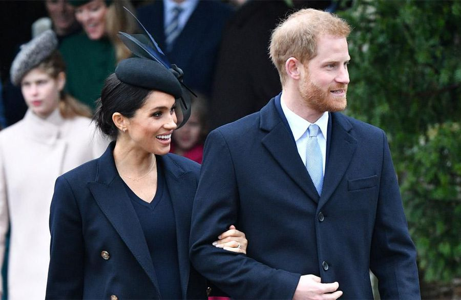 Duchess Meghan skips Royal Family's Easter Sunday Service