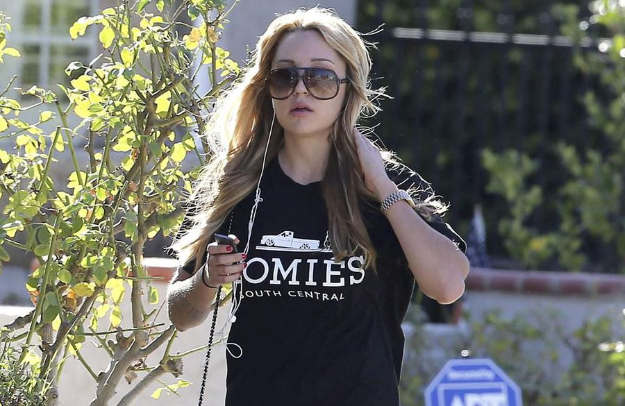 Amanda Bynes 'is doing remarkably well'