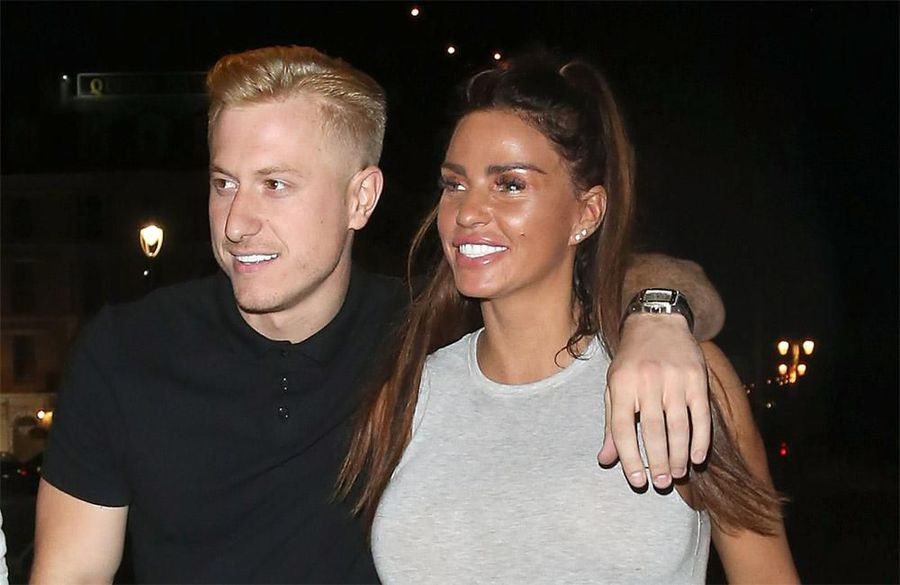 Katie Price's boyfriend threatens to LEAVE her if she gets more cosmetic surgery