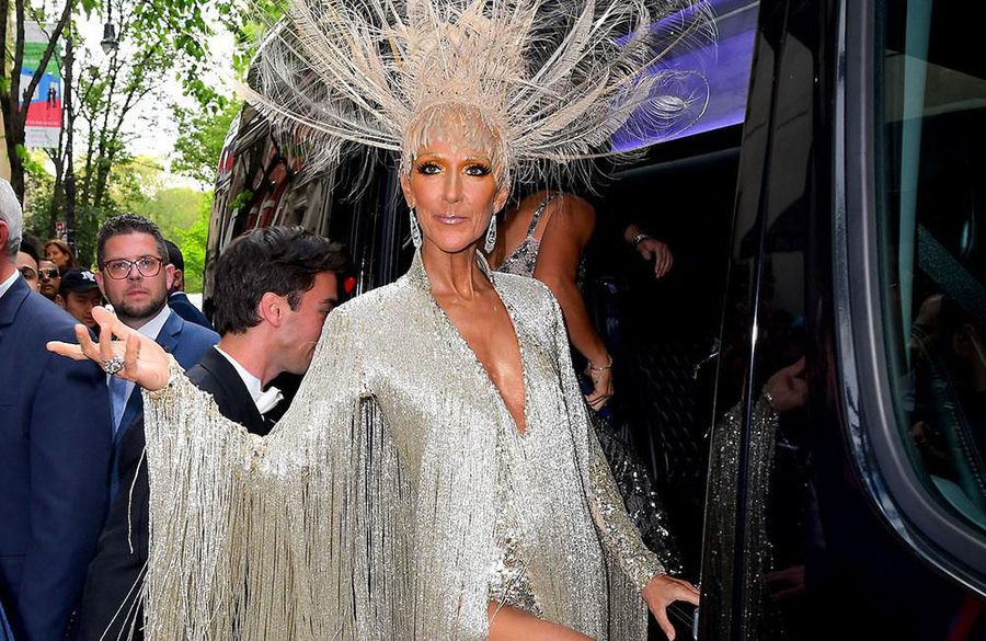 Celine Dion was prepared to camp outside the Met Gala