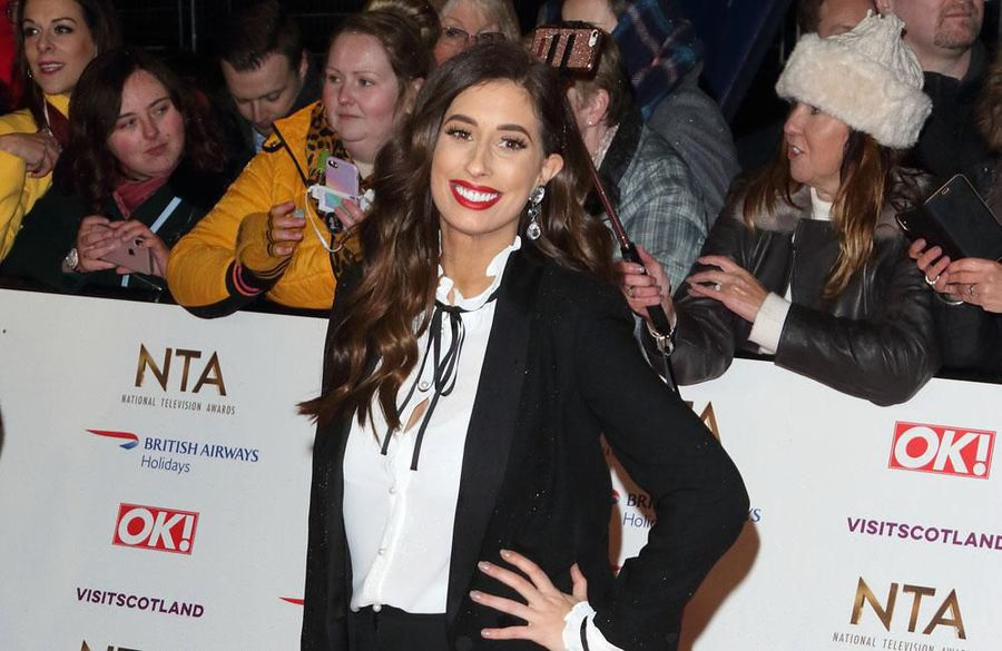 Stacey Solomon 'sad' her pregnancy is ending