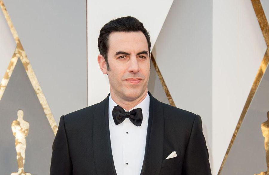Sacha Baron Cohen goes to 'extreme' lengths to avoid being recognised