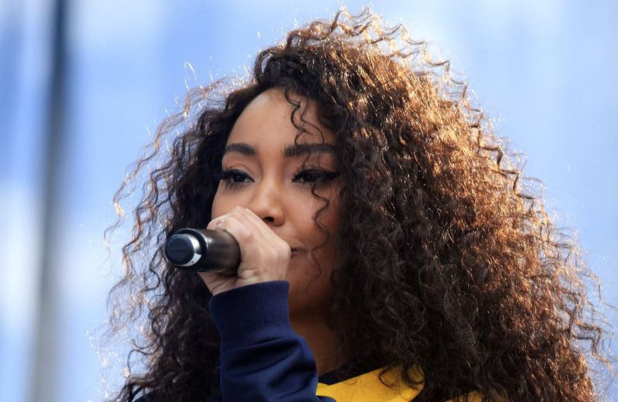 Little Mix's Leigh-Anne Pinnock was scared they were going to get dropped by label