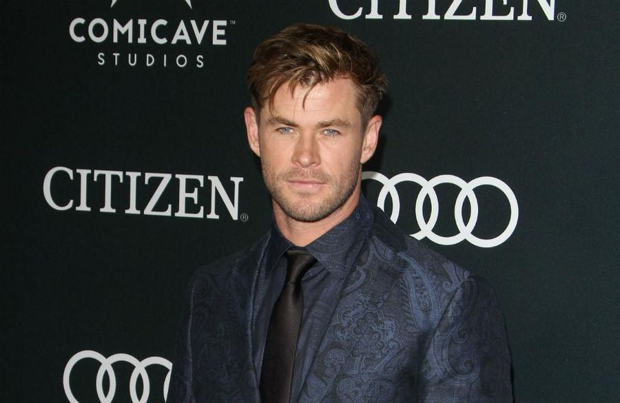 Chris Hemsworth cleaned breast pumps as his first job