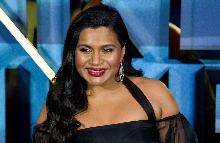 Mindy Kaling's daughter hides medication