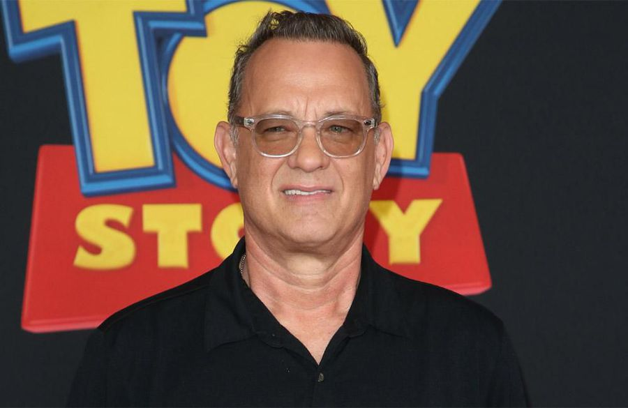 Tom Hanks has said he had 'to collect himself' making Toy Story 4